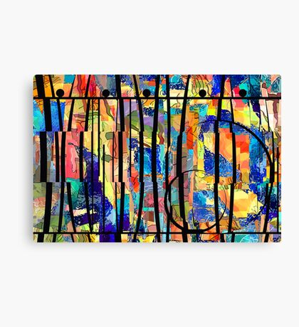 Abstract 238 Canvas Print