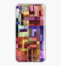 Artificial Boundaries iPhone Case/Skin