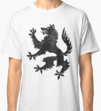 Wolf chest Classic T-Shirt