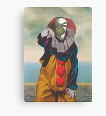 IT's Pennywise in The Son of a Man Canvas Print