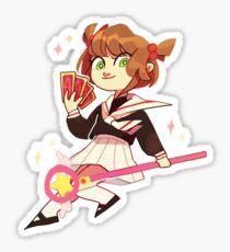 Card captor Sakura sticker Sticker