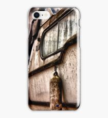 Boat Side HDR iPhone Case/Skin