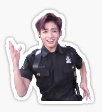 Pegatina Jungkook BTS maknae pegatina aegyo meme gracioso