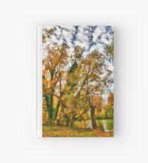 Watercolour Lakeside  Hardcover Journal