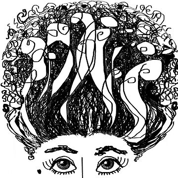 I LOVE MY HAIR! by CricketNoel