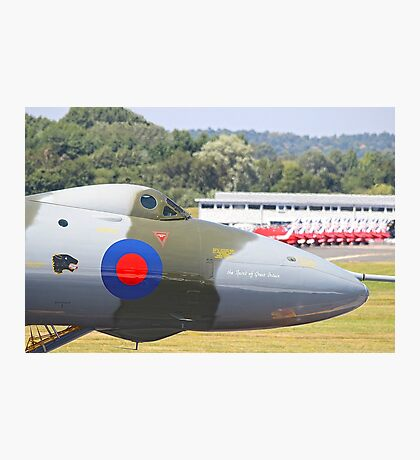 The Spirit Of Great Britain - Farnborough 2014 Photographic Print