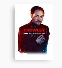 Make Hell Great Again Canvas Print