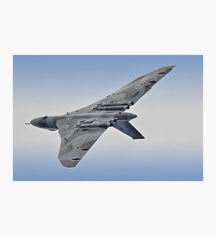 Vulcan - Valedation Display - Farnborough 2014 Photographic Print