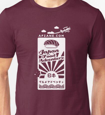 Japan Food Adventure Game T-Shirt