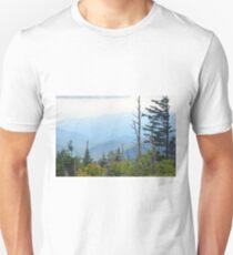 The Great Smoky Mountains, North Carolina. Unisex T-Shirt