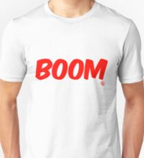 Boom (red) T-Shirt