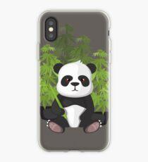 High panda iPhone Case