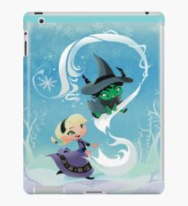 Defying Gravity and Letting Go iPad Case/Skin