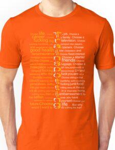 Trainspotting 2.0 Unisex T-Shirt