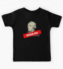 Burr'nd Kids Tee