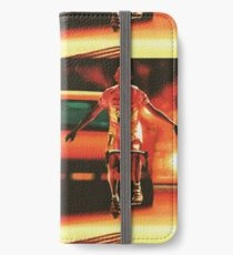 Marco Pantani Painting iPhone Wallet/Case/Skin