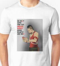 Michael Mando Vaas Unisex T-Shirt