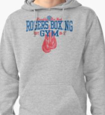 Rogers Boxing Gym Pullover Hoodie