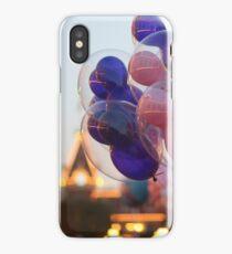 mickey balloons iPhone Case/Skin