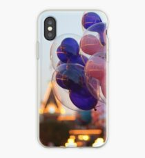 mickey balloons iPhone Case