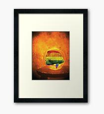 Bocal  Framed Print