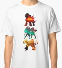 the legendary trio (beasts) Classic T-Shirt