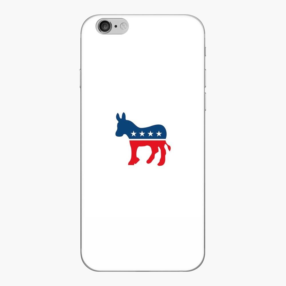 Proud Democrat - Democratic Party iPhone Skin