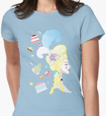 Marie Antoinette Womens Fitted T-Shirt