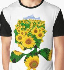 Sunflora used solar beam Graphic T-Shirt