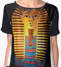 King Tut Chiffon Top