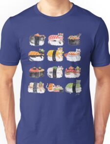 Nekozushi Unisex T-Shirt