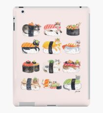Nekozushi iPad Case/Skin