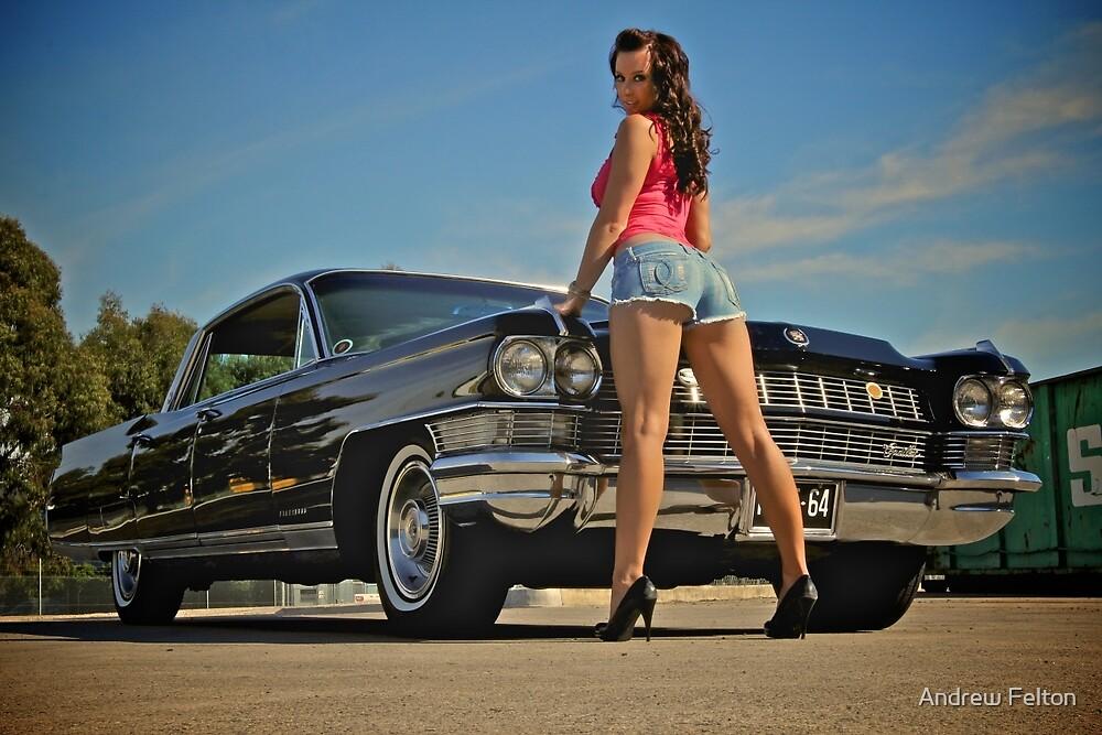 Black Cadillac by Andrew Felton
