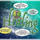 This Month's Sponsor - Healing by Paul  Reynolds