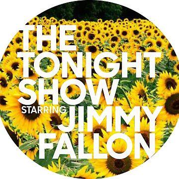 sunflower jimmy fallon by purplekc43