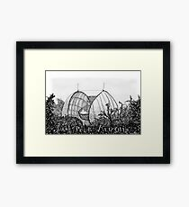 Arizona's Kitt Peak Framed Print