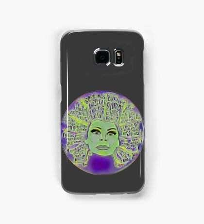 Madame Leota Samsung Galaxy Case/Skin
