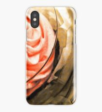 cupcake in container iPhone Case/Skin