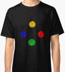 x box buttons Classic T-Shirt