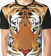 Tiger 578 Graphic T-Shirt