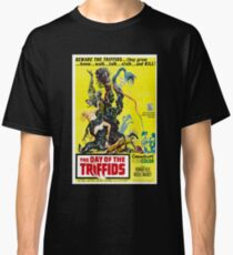 The Day of the Triffids Retro Movie Pop Culture Art Classic T-Shirt