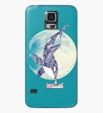 Funda/vinilo para Samsung Galaxy Beso de buenas noches - Orca I