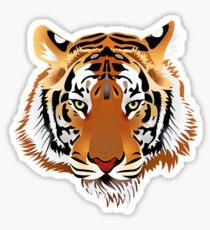 Tiger 578 Sticker