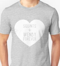 squints+wendy forever  T-Shirt