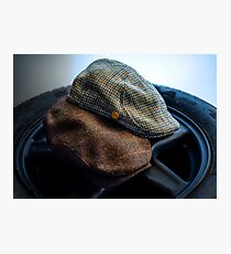 Duckbill Hats Photographic Print