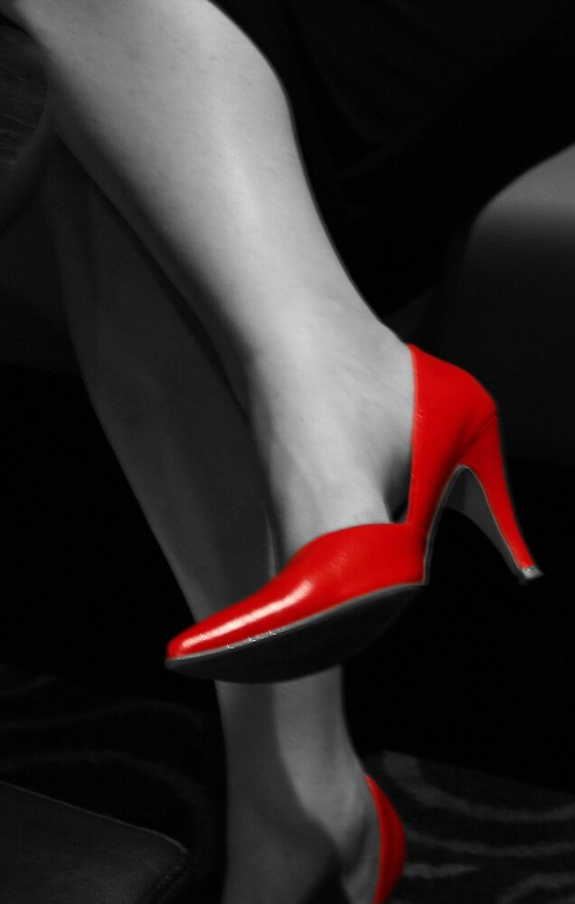 Red Shoes by OzShell