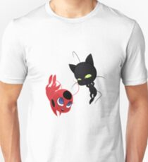 Plagg and Tikki T-Shirt
