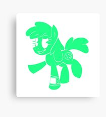 Vault Filly Canvas Print