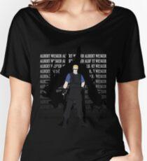 Albert Wesker  Resident Evil  Women's Relaxed Fit T-Shirt