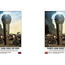 TOFOP- Monolith Mug by James Fosdike